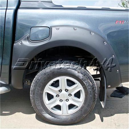 Drivetech 4WD Flares